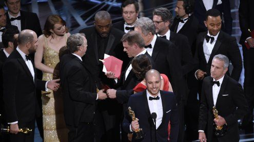 Die besten Twitter-Reaktionen auf die Megapanne bei den Oscars