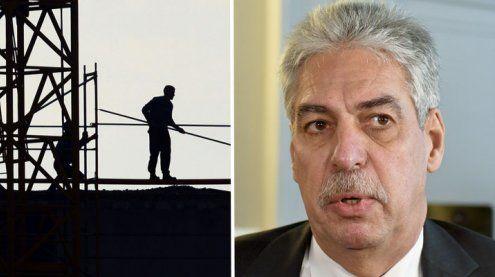 """Finanzminister verkündet das """"Aus"""" für Handwerkerbonus"""