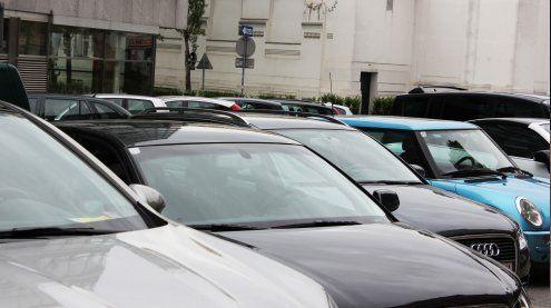 Wien ist das Bundesland mit dem niedrigsten Motorisierungsgrad