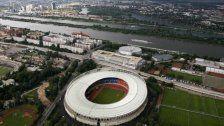 """Neubau Happel Stadion: """"Bisher keine Absage"""""""