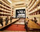 Aufbau: Wiener Staatsoper macht sich bereit für den Ball der Bälle