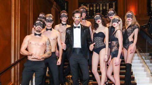Sexy Birthday Party: Michael Lameraner feierte 40. Geburtstag