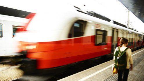 Tödlicher Unfall in Bahnstation
