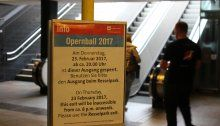 Ringsperre wegen dem Opernball: Verzögerungen