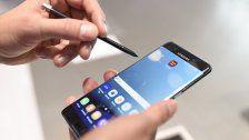 Note 7: Samsung legt Recycling-Plan vor