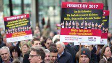 Bankangestellte erhalten ab 1. April mehr Lohn