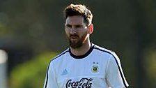 Messi wegen Beleidigung für vier Spiele gesperrt