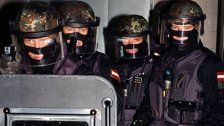 Einsatzkommando Cobra in Wien hat neuen Chef