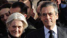Justiz leitete Verfahren gegen Fillons Frau ein