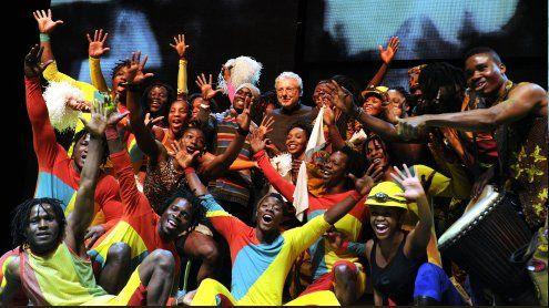 "André Hellers ""Afrika! Afrika!"" kehrt zurück: 2018 wieder in Wien"