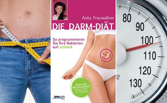 """Mit der Darm-Diät werden Bakterien auf """"schlank"""" programmiert."""
