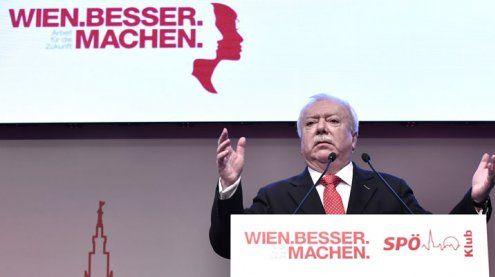 SPÖ-Klubtagung: Häupl will nicht über Personaldebatten reden
