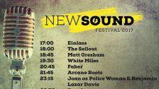 Das New Sound Festival feiert in der Brauerei