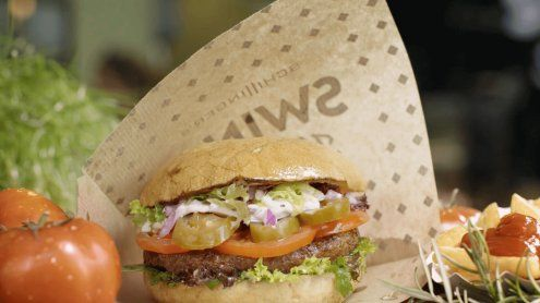 """""""Real Vegan Burger"""" in Wien: Swing Kitchen eröffnet 4. Filiale"""