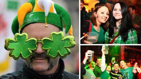St. Patrick's Day 2017 in Wien: Die besten irischen Partys und Events