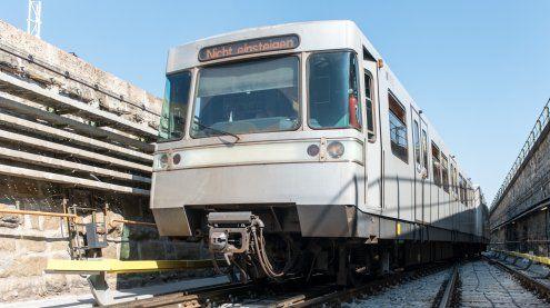 Linie U4 wird wieder kurzgeführt