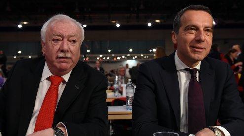 SPÖ-Parteitag bisher harmonisch