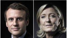 Frankreich: Macron und Le Pen gehen in Stichwahl
