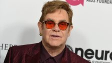 Sorge um Elton John: Sänger schwer erkrankt