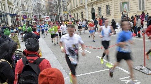 LIVE vom Vienna City Marathon