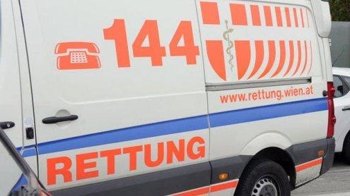 Säure-Attacke auf Rettungswagen
