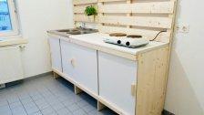 Billige Designküche für Wiener Gemeindebauten