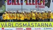 Schweden feiert seine Eishockey-Weltmeister