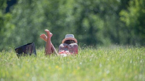 Wetterprognose für die Woche: Es bleibt heiß, aber unbeständiger
