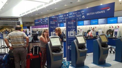 British Airways: IT-Panne bringt weiteren Flug-Ausfall nach Wien