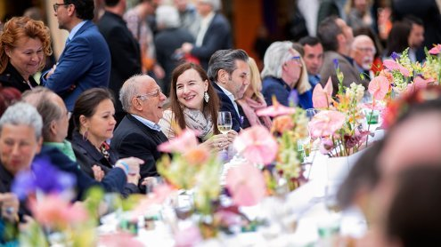 Wienissimo: Genussfestspiele laden zum Wiener Rathausplatz