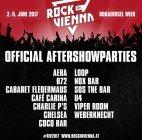 Aftershowparties rund um das Rock In Vienna: Wien feiert durch die Nacht