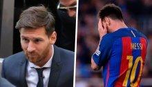 Oberstes Gericht bestätigt Haftstrafe für Lionel Messi