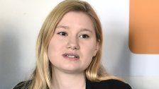 Johanna Zechmeister ist neue ÖH-Vorsitzende
