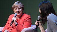 """Angela Merkel rückt von """"Nein"""" zur Homo-Ehe ab"""