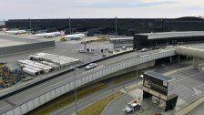 Neue Löschfahrzeuge für den Flughafen Wien