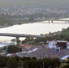 Bühne frei: Das 34. Donauinselfest in Wien startet