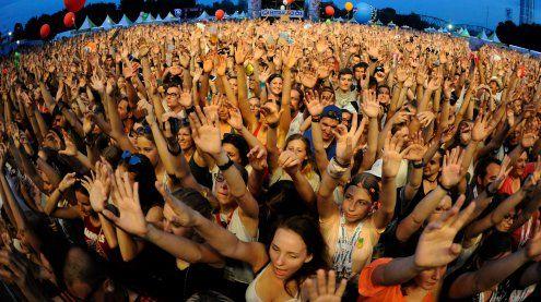 800.000 rockten am Freitagabend zu Cro, Amy Macdonald und Co.