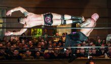 Prater-Catchen: Wrestling-Action-Revival in Wien