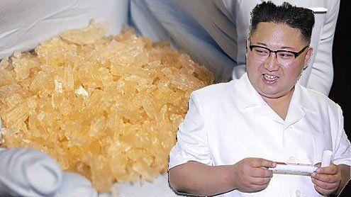 """Experte: """"Irrer Kim"""" finanziert seine Raketen mit Crystal Meth"""