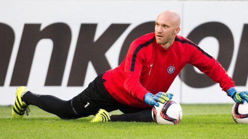 ÖFB-Goalie Robert Almer muss erneut am Knie operiert werden