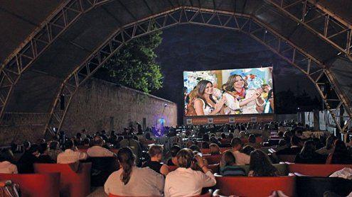 Kino im Schloss Neugebäude: Das komplette Film-Programm 2017