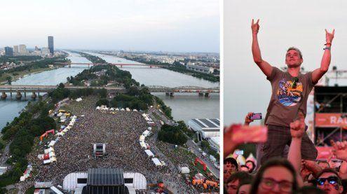 Alle Infos zum Donauinselfest '17