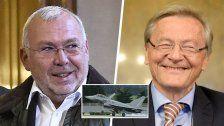Gusenbauer und Schüssel treten vor U-Ausschuss