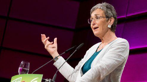 Lunacek zur Spitzenkandidatin der Nationalratswahl gewählt