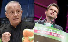 """Steinhauser """"versteht"""" Enttäuschung von Pilz"""