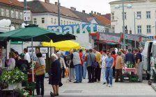 Sommerfest am Wiener Schwendermarkt