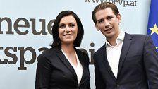 ÖVP beantragt Löschung von Kurz-Fanseite