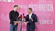 Facebook-Rebell Max Schrems berät die NEOS