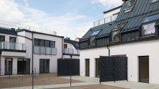 Neue Wohnanlage der Donaustadt fertig gestellt