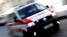 Verkehrsunfall in Döbling: Biker schwer verletzt